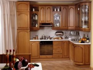 Кухонная мебель, как элемент декора