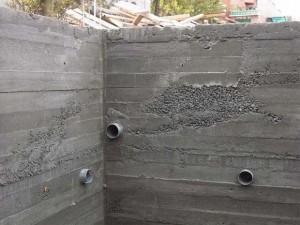 Монтаж фундаментов и стен подвалов