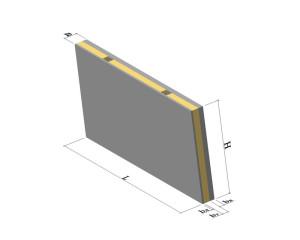 Необходимость пароизоляции трехслойных панелей