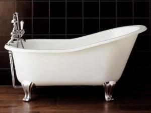 Новая технология ремонта чугунных ванн