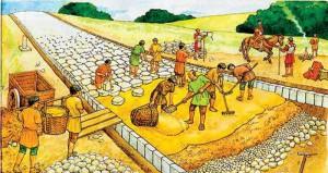 Новая технология строительства дорог