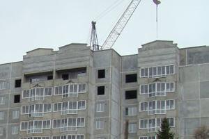Опыт строительства однотипных полносборных жилых домов