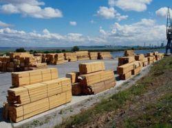 Переработка леса на лесные материалы