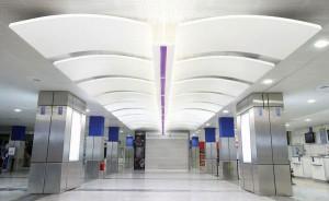 Потолки парящие Армстронг – нововведения в дизайне