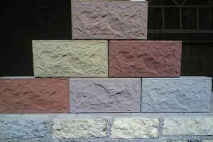 Поверхности панелей и блоков