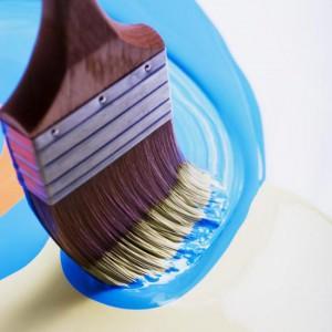 Приемка и хранение материалов для красочных составов