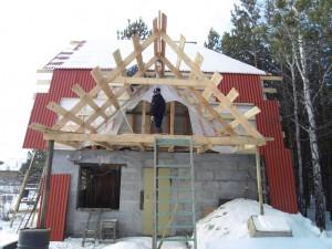 Производство монтажных работ в зимних условиях