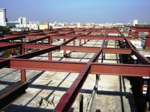 Сдача и приемка смонтированных конструкции