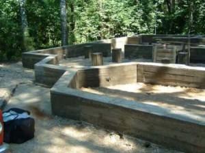 Строительство каменного фундамента