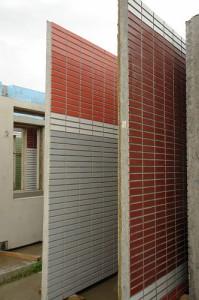 Теплотехнические характеристики трехслойных панелей