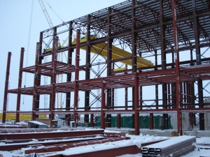Типы зданий и сооружений в промышленном строительстве
